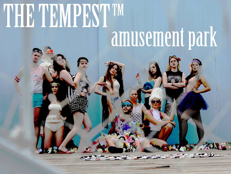 THE TEMPEST™, amusement park