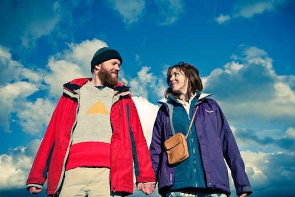 AN ENGLISH FAMILY 2016 . Ben Wheatley Cycle - Sightseers