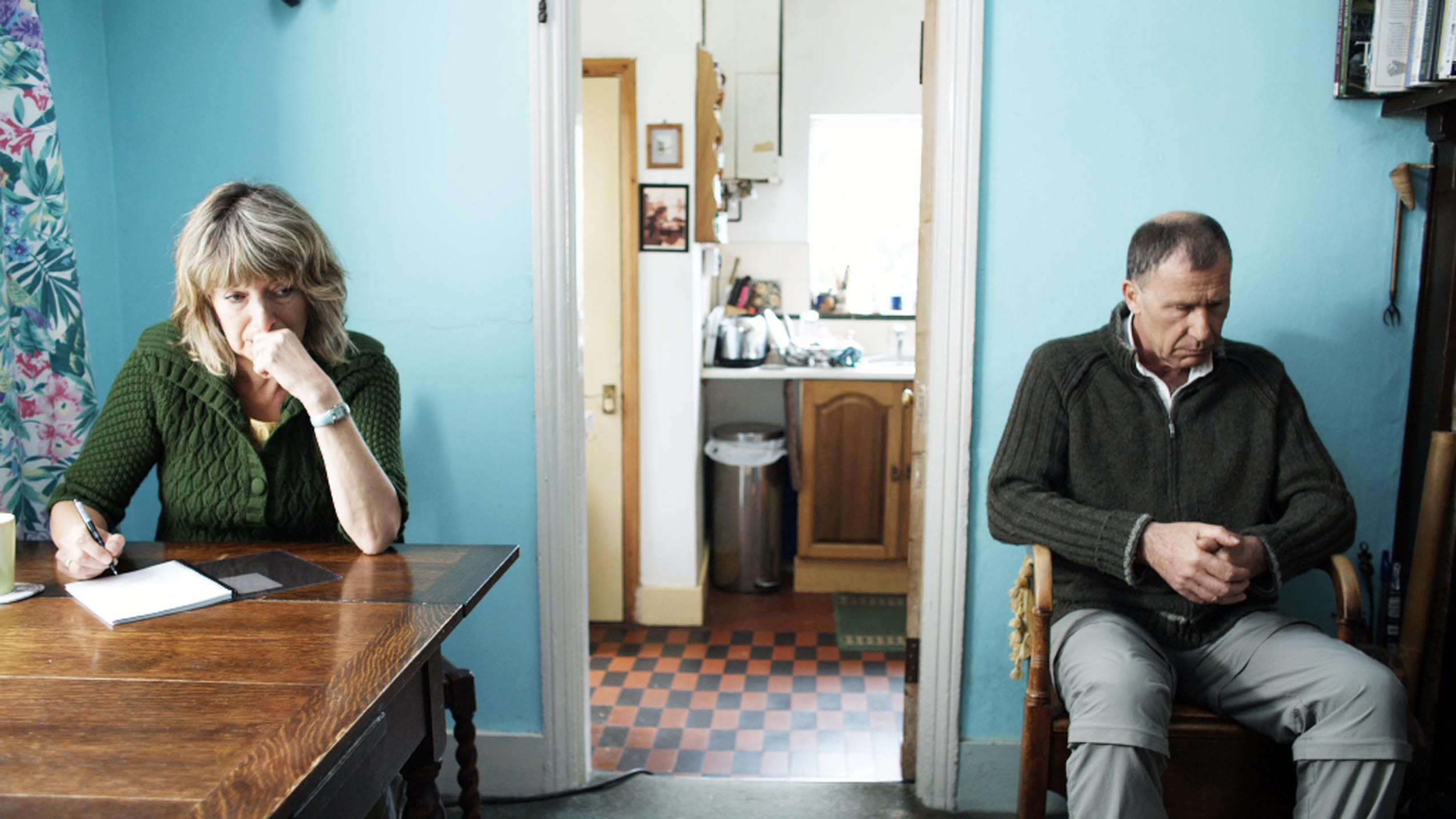 AN ENGLISH FAMILY 2016 . Ben Wheatley Cycle  - Down Terrace